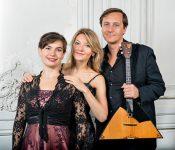 Trio Russalka à Milly-la-Forêt @ Eglise de Milly-la-Forêt   Milly-la-Forêt   Île-de-France   France